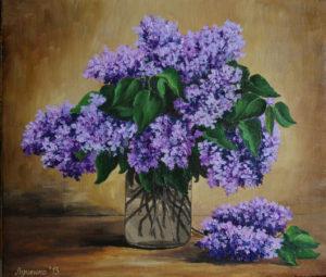 Lilac mood