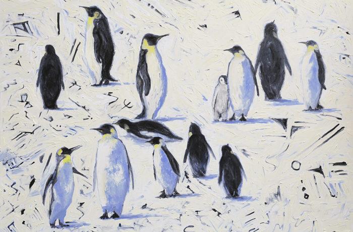 13 пингвинов