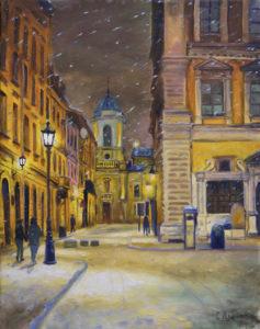 Lviv.Rynok Square